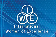 International Women of Excellence logo
